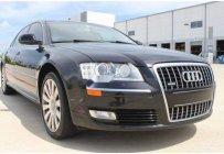 Bán Audi A8 năm 2010, màu đen, giá tốt giá 1 tỷ 970 tr tại Tp.HCM