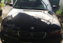 Xe BMaW 3 Series 318i năm sản xuất 2005, màu đen như mới giá 290 triệu tại Tp.HCM