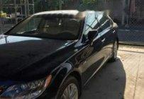 Bán ô tô Lexus LS năm 2008, màu đen, nhập khẩu giá 2 tỷ 200 tr tại Tp.HCM