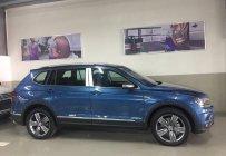 Volkswagen Tiguan All Space 2018, màu xanh lam, nhập khẩu, có xe giao ngay, khuyến mãi khủng trong tháng 10-2018 giá 1 tỷ 699 tr tại Khánh Hòa