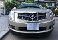 Bán Cadillac SRX 3.0 V6 đời 2010, màu vàng  giá 1 tỷ 100 tr tại Hà Nội