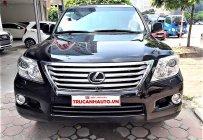 Cần bán Lexus LX 570 đời 2009, màu đen, nhập khẩu giá 2 tỷ 650 tr tại Hà Nội