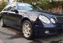 Cần bán xe Mercedes E240 năm sản xuất 2004, màu đen, xe nhập, giá chỉ 328 triệu giá 328 triệu tại Hà Nội
