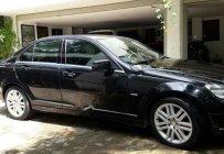 Cần bán lại xe Mercedes C230 sản xuất 2009, màu đen, giá tốt giá 500 triệu tại Tp.HCM