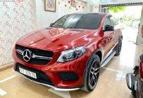 Cần bán Mercedes GLE450 năm sản xuất 2016, màu đỏ, nhập khẩu nguyên chiếc giá 3 tỷ 750 tr tại Tp.HCM