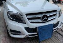 Bán xe Mercedes GLK 250 đời 2014 màu trắng giá 1 tỷ 100 tr tại Tp.HCM
