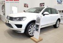 Giao ngay Suv 5 chỗ cao cấp Volkswagen Touareg Trắng - Nhập khẩu chính hãng, đủ màu sắc / hotline: 090.898.8862 giá 2 tỷ 499 tr tại Tp.HCM