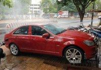 Bán ô tô Mercedes C250 sản xuất năm 2009, màu đỏ, nhập khẩu nguyên chiếc giá 485 triệu tại Tp.HCM