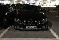 Bán ô tô BMW 5 Series 528i năm sản xuất 2014, màu đen giá 1 tỷ 600 tr tại Hà Nội