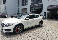 Bán xe Mercedes GLA45 nhập khẩu, màu trắng, động cơ AMG, lướt 2500km, chính hãng giá 2 tỷ 120 tr tại Tp.HCM