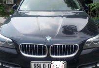 Cần bán xe cũ BMW 5 Series AT sản xuất 2014, màu đen giá 1 tỷ 700 tr tại Hà Nội