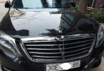 Bán Mercedes S500 2014, màu đen, nhập khẩu chính chủ, giá tốt giá 370 triệu tại Hà Nội