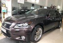 Bán Lexus GS 350 sản xuất 2015, màu nâu, nhập khẩu nguyên chiếc giá 2 tỷ 750 tr tại Tp.HCM