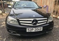 Xe Mercedes C200 đời 2010, màu đen giá 430 triệu tại Tp.HCM