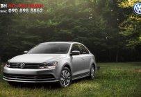 Bán Volkswagen Jetta bạc - nhập khẩu chính hãng, hỗ trợ mua xe trả góp, Hotline 090.898.8862 giá 899 triệu tại Tp.HCM