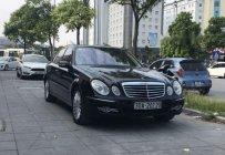 Bán xe Mercedes E280, model 2006, màu đen giá 450 triệu tại Hà Nội