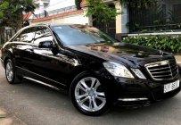 Mercedes E250 Avantgarde màu đen còn rất đẹp giá 790 triệu tại Tp.HCM