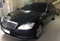 Xe cũ Mercedes S500L đời 2010, màu đen, nhập khẩu giá 1 tỷ 790 tr tại Hà Nội