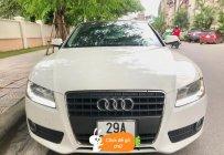 Bán Audi A5 coupe mầu trắng nhập khẩu sx 2010, đk lần đầu 2011. Xe cực đẹp giá 825 triệu tại Hà Nội