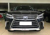 Bán Lexus LX570 xuất Mỹ, màu đen, xe sản xuất 2016, đăng ký cuối 2016 giá 7 tỷ 280 tr tại Hà Nội