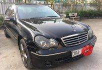 Bán xe cũ Mercedes C280 sản xuất 2005, màu đen giá 246 triệu tại Hà Nội