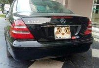 Cần bán lại xe cũ Mercedes sản xuất năm 2002, màu đen giá 275 triệu tại Tp.HCM