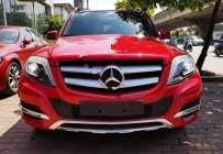 Cần bán Mercedes GLK250 4Matic sản xuất 2014, màu đỏ   giá 1 tỷ 220 tr tại Hà Nội
