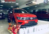 Bán Suv 7 chỗ - Tiguan Allspace 2018 màu cam - Nhập khẩu chính hãng Volkswagen/ Hotline: 090.898.8862 giá 1 tỷ 699 tr tại Tp.HCM