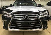 Bán Lexus LX570 Xuất Mỹ màu đen, nội thất da bò. Xe xuất Mỹ tiêu chuẩn cao nhất model 2019 mới 100% giá 9 tỷ 180 tr tại Hà Nội