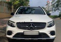 Bán ô tô Mercedes GLC 300 AMG sản xuất năm 2017, màu trắng giá 2 tỷ 130 tr tại Tp.HCM