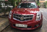 Bán Cadillac SRX 3.0 V6 đời 2010, màu đỏ, nhập khẩu chính chủ giá 1 tỷ 200 tr tại Hà Nội