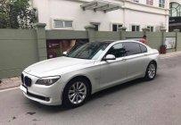 Cần bán xe BMW 750Li 2010 màu trắng nhập Đức giá 1 tỷ 480 tr tại Tp.HCM