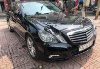 Cần bán xe Mercedes-Benz E class năm 2009 màu đen, nhập khẩu giá 735 triệu tại Hà Nội