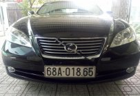 Bán xe Lexus ES 350 đời 2007, màu đen, nhập khẩu giá 790 triệu tại Bình Dương