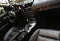 Cần bán Mercedes C200 CGI đời 2010, màu đen giá 500 triệu tại Hà Nội