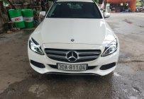 Cần bán xe Mercedes C200 đời 2016, màu trắng giá 1 tỷ 150 tr tại Hà Nội