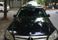 Bán xe cũ Mercedes 1.8 AT đời 2010, màu đen giá 500 triệu tại Hà Nội