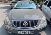 Bán xe cũ Buick Lacrosse 3.0 2007, màu xám, nhập khẩu nguyên chiếc giá 355 triệu tại Hà Nội