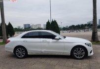 Xe cũ Mercedes C200 sản xuất 2016, màu trắng giá 1 tỷ 255 tr tại Hà Nội