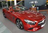Bán Mercedes SL400 sản xuất năm 2018, màu đỏ, xe nhập giá 6 tỷ 709 tr tại Tp.HCM