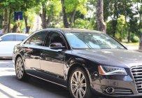 Bán xe Audi A8 sản xuất năm 2010, màu đen giá 2 tỷ 150 tr tại Hà Nội