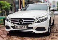 Bán lại xe Mercedes C200 đời 2016, màu trắng, biển Hà Nội giá 1 tỷ 280 tr tại Hà Nội