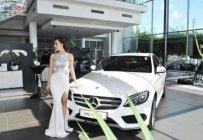 Cần bán xe Mercedes C300 AMG đời 2018, màu trắng sang trọng  giá 1 tỷ 949 tr tại Hà Nội