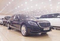 Bán Mercedes S600 Maybach sản xuất 2015, màu đen, nội thất kem giá 8 tỷ 899 tr tại Hà Nội