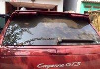 Bán ô tô Porsche Cayenne GTS đời 2010, màu đỏ, xe nhập giá 1 tỷ 300 tr tại Hà Nội