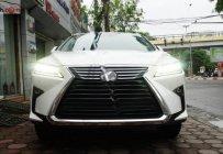 Bán Lexus RX 350L năm sản xuất 2018, màu trắng, nhập khẩu nguyên chiếc giá 4 tỷ 799 tr tại Hà Nội
