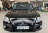 Bán Lexus LX 570 sản xuất năm 2008, màu đen, nhập khẩu giá 2 tỷ 550 tr tại Hà Nội