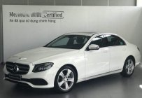 Bán xe Mercedes E250, đăng ký đầu tiên 08.2018, chưa sử dụng, màu trắng, mới 99% giá 2 tỷ 399 tr tại Tp.HCM