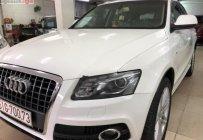 Cần bán gấp Audi Q5 2.0 AT 2011, màu trắng, nhập khẩu nguyên chiếc   giá 900 triệu tại Tp.HCM