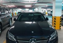 Cần bán lại xe Mercedes C200 2015, màu xanh lam như mới giá 1 tỷ 150 tr tại Tp.HCM